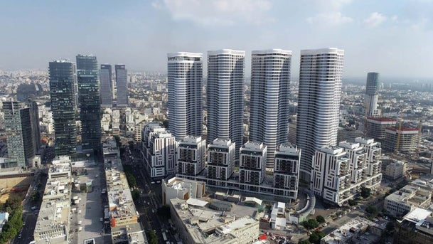 Covid-19 makes city life less attractive? Not in Tel Aviv