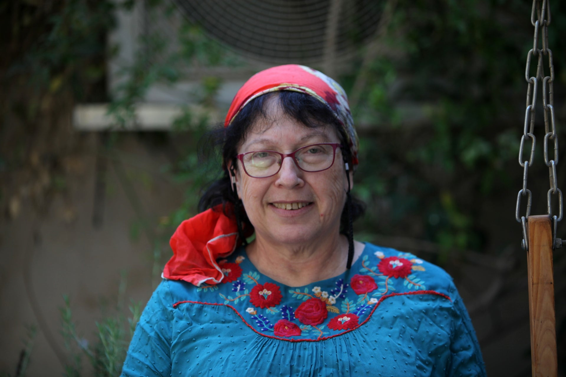 Leah Shakdiel. The mayor has been particularly skillful at getting all the little communities in Yeruham to understand they have common cause against the coronavirus, she says.