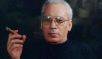 Facebook Amin al-Mahdi, an Egyptian intellectual and activist, and fierce critic of his country's regime and army, who died on October 11, 2020 after being detained by the authorities.