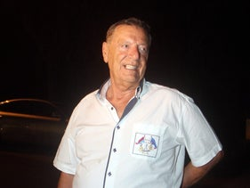 Prominent Israeli businessman Michael Strauss.