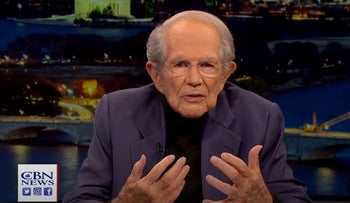 Pat Robertson Prophecy: Here's Who Will Win Election, Then End Times Prophecies Will Unfold