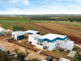 A Fertilaqua research and development center in Brazil.