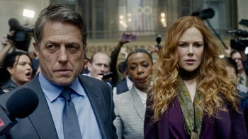 "Hugh Grant and Nicole Kidman in HBO's ""The Undoing."""