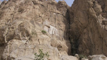 The highly inaccessible but monumental inscription of Darius the Great