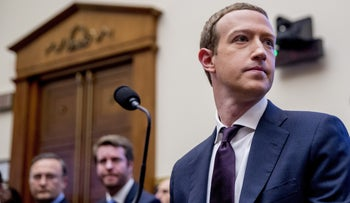 Mark Zuckerberg's Facebook claims it deleted millions of fake accounts in 2020 alone. Over 98 percent of its revenue comes from ads