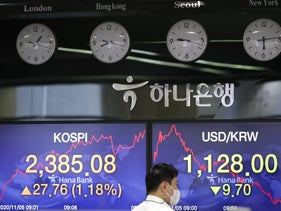 Wall Street affects financial markets the world wide: South Korea