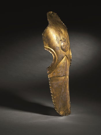 An artifacts the Museum for Islamic Art would like to sell off at Sotheby's. The High Court of Justice wants the museum to take the most precious items off the market.