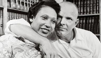 Mildred Jeter and Richard Loving, June 12, 1967