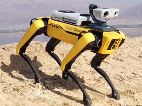 Drone manufacturer Percepto, backed by Koch investment fund, wants to use robots to monitor factories, mines and infrastructure without human intervention