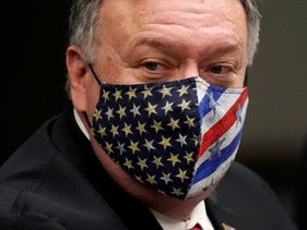 U.S. Secretary of State Mike Pompeo: He knows the Boycott, Divestment and Sanction movement against Israel is an illusion. But he also knows 'fighting BDS' is profitable, financially and politically