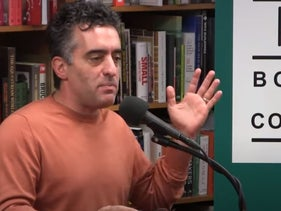 "Nathan Englander discusses his novel ""Dinner at the Center of the Earth"""