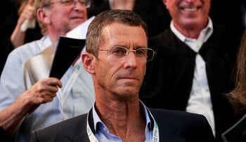 Beny Steinmetz attends an event in 2013.