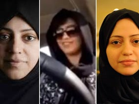 Imprisoned in Mohammed bin Salman's 'new' Saudi Arabia for standing up for women's empowerment: Nassima al-Sadah, Loujain Al-Hathloul and Samar Badawi