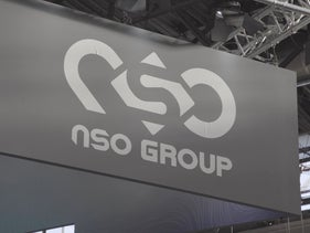 The NSO Group shows its wares at a expo in Europe