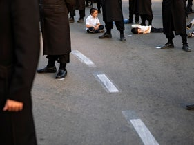 Victims of sexual abuse within the Haredi community 'will never be empowered to make a police report, file a lawsuit, cut off contact with their abuser, push off marriage, or otherwise rock the boat'