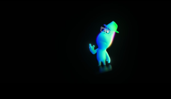 "Jamie Foxx voices the main character in Pixar's ""Soul."" (Screen shot from YouTube)"