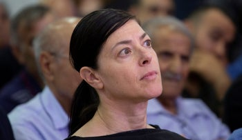 Merav Michaeli is tapped to win the leadership of Israeli Labour Party