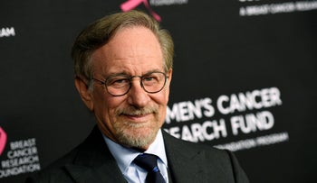 Steven Spielberg at a Women's Cancer Research Fund benefit in Beverly Hills in 2019.