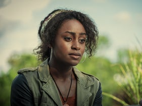 """Simona Brown as Louise in the Netflix thriller """"Behind Her Eyes."""""""