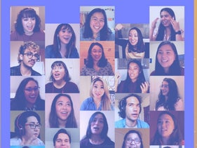 The Lunar project brought over 20 Asian American Jews together in conversation.