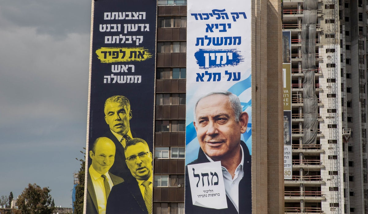 Anti-Netanyahu bloc maintains majority in new Israel election poll