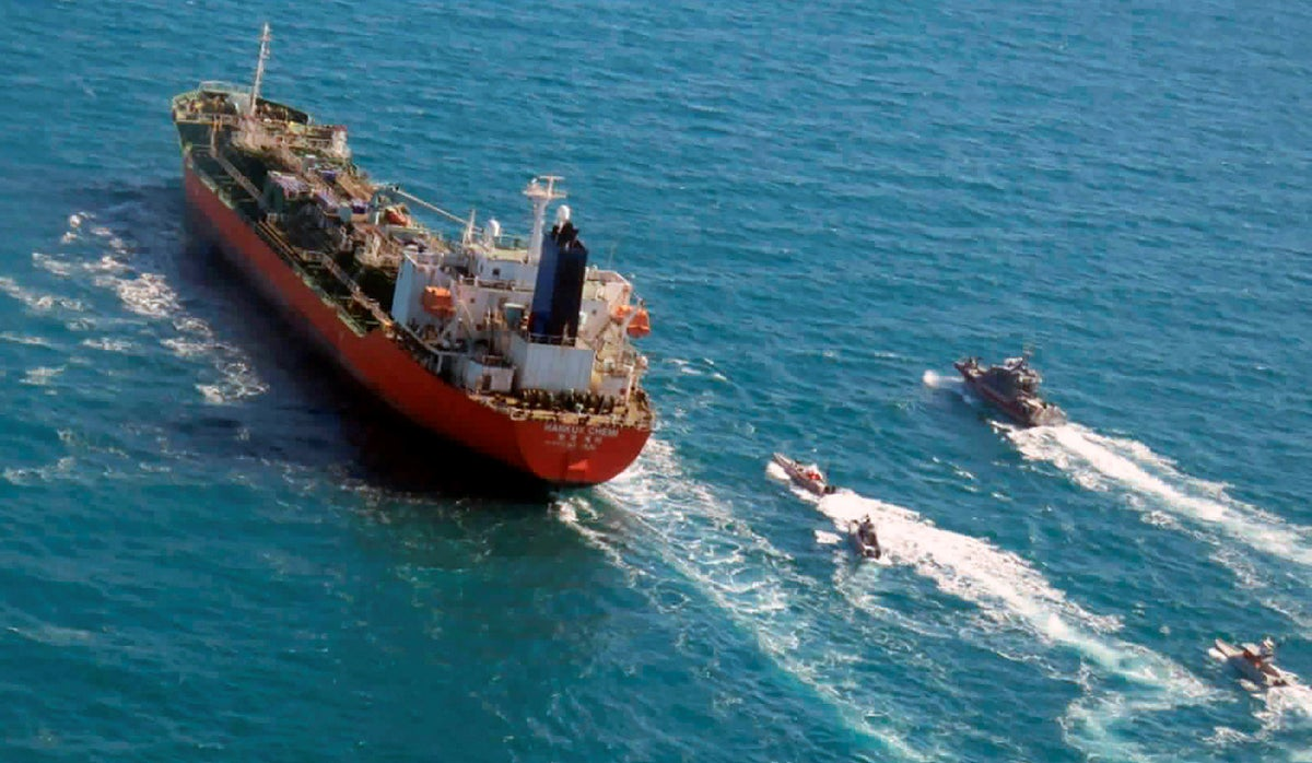 Israeli defense officials head to Gulf in wake of suspected Iran attack on ship