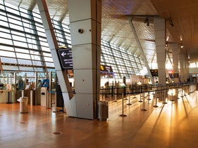 Ben Gurion enters its second month of near total closure.