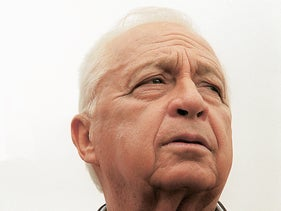 Ariel Sharon. From creator of settlements to hate figure of settlers.