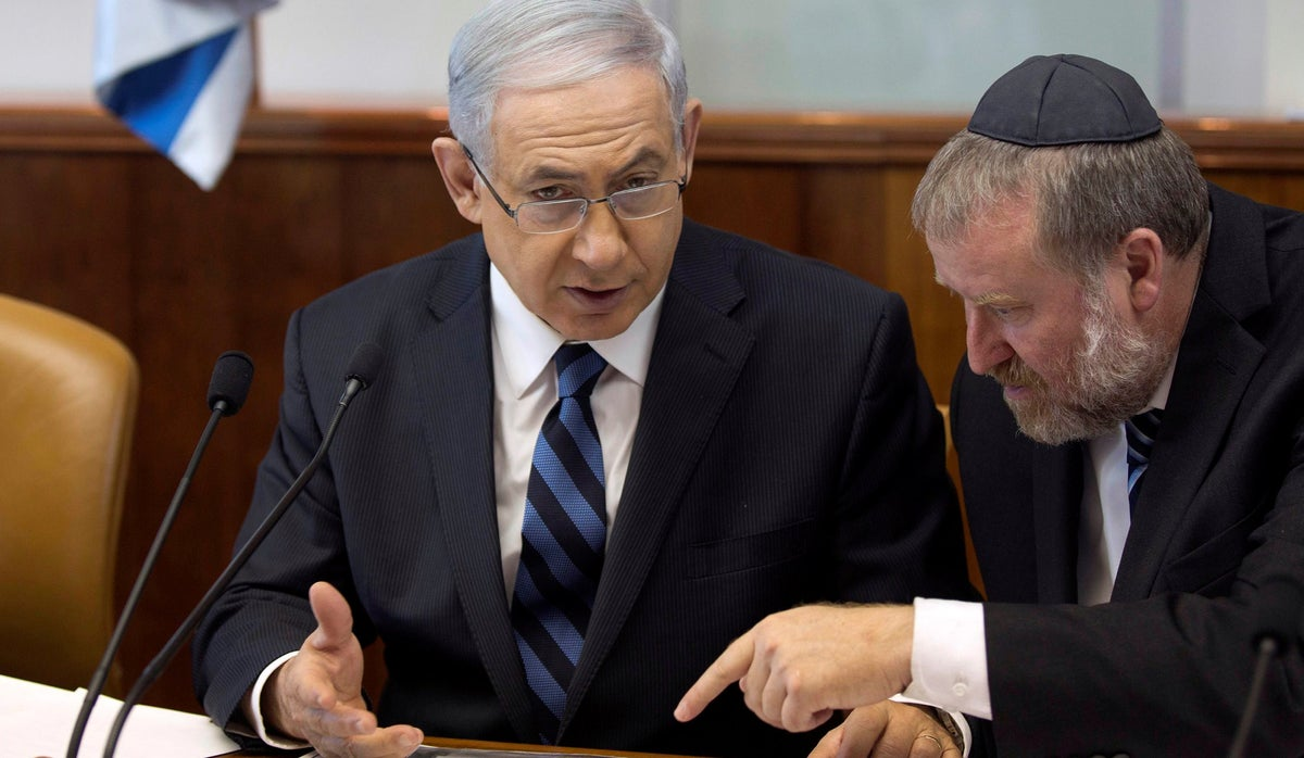 Israel's AG says Netanyahu needs cabinet approval before exporting vaccines