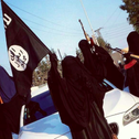 Photo posted by Western ISIS women recruits on their social media accounts from March 2015