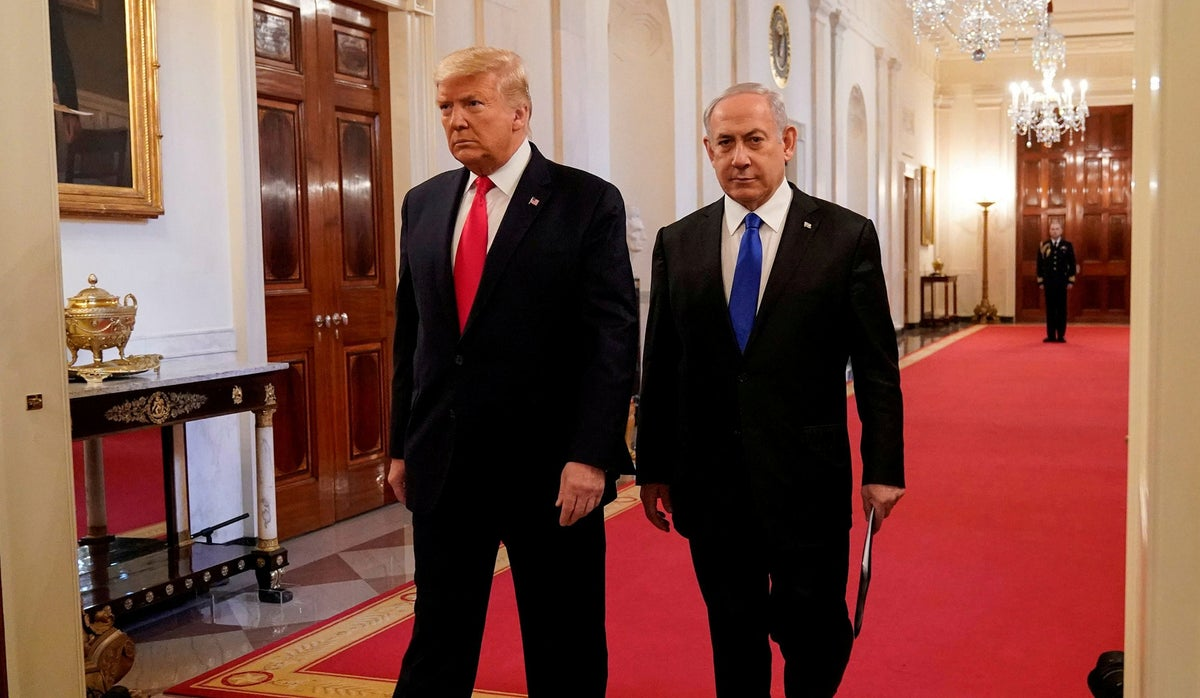 Israel shifted focus from Iran. Trump changed all that