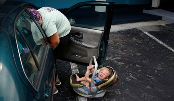 Israel will soon require parents to install 'back seat alarms' to prevent children from being forgotten in hot locked cars