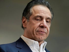 New York Governor Andrew Cuomo in New York, earlier this week.