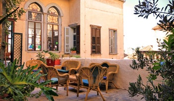 The Fauzi Azar guesthouse by Abraham Hostels in Nazareth