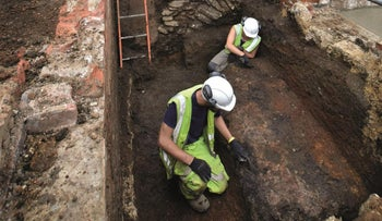 The Oxford excavation that found two medieval Jewish homes