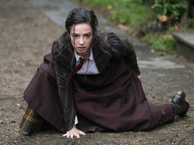 """Laura Donnelly in """"The Nevers,"""" on HBO."""