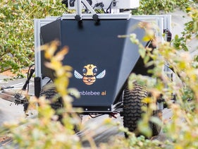 BumbleBee's mechanized systems pollinate fruit crops and improve both their quality and yield