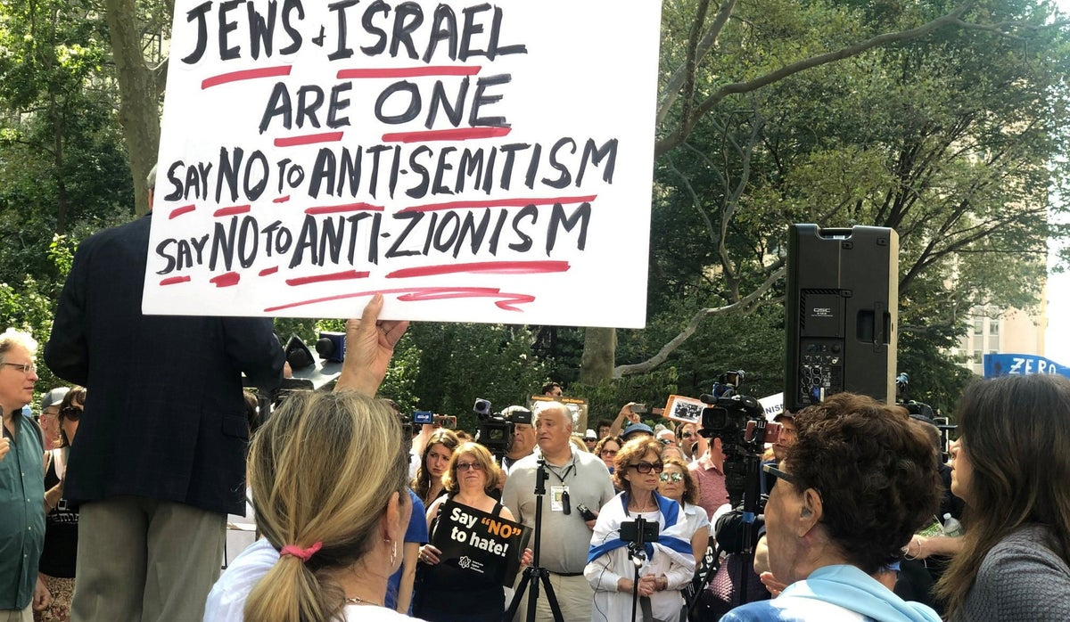 Two Jews, three definitions: New documents challenge mainstream view of antisemitism