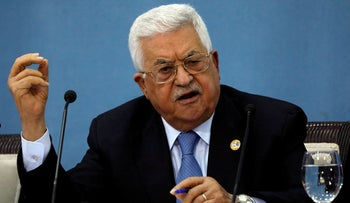 Palestinian President Mahmoud Abbbas is walking back his decision to hold elections. With Jerusalem as a pretext, he hopes to hold on to power, without the inconvenience of seeking popular legitimacy