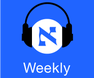 Haaretz Weekly podcast logo.