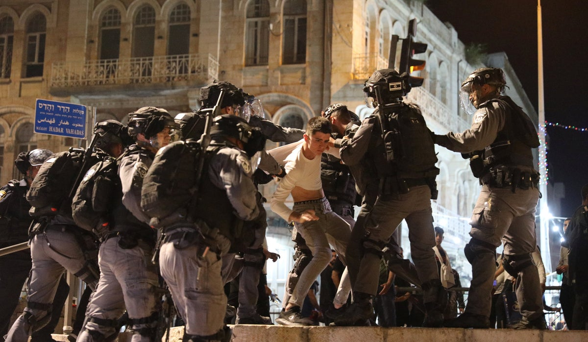 From TikTok to Temple Mount clashes: 28 days of violence in Jerusalem -  Israel News - Haaretz.com