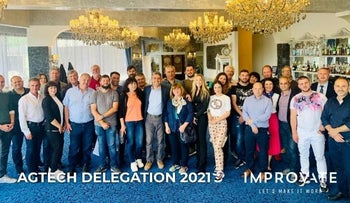 IMPROVATE - Agtech delegation to Bulgaria
